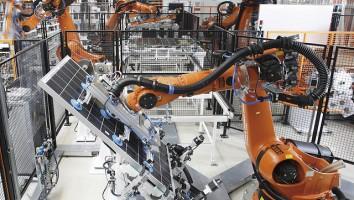 Movimentazione e robotica